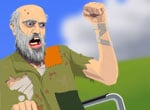 Играть в Happy Wheels