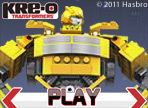 Play Kre-o transformers konquest