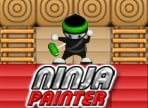 Spielen Ninja Painter
