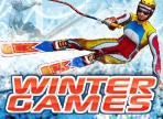 玩 Winter Games