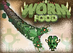 Play Worm Food